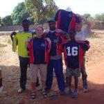 Don gilets soccer La Plaine